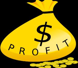 Profits through perseverance